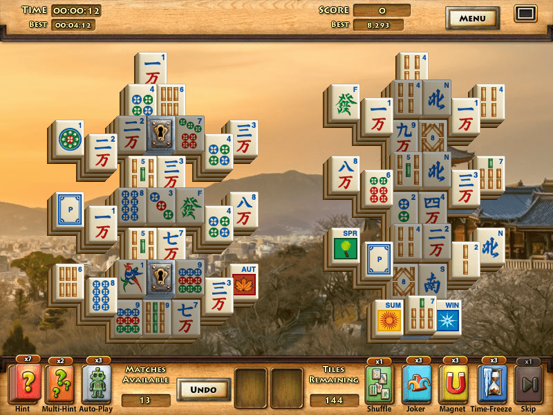 Mahjong Escape Screenshot